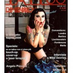 Interview with Tattoo Dimension magazine