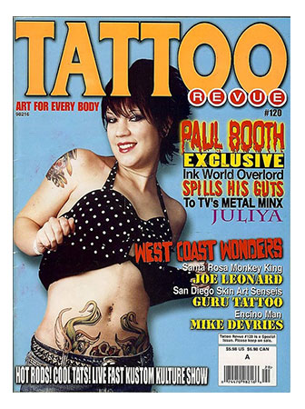 Tattoo Revue Special Publication #120