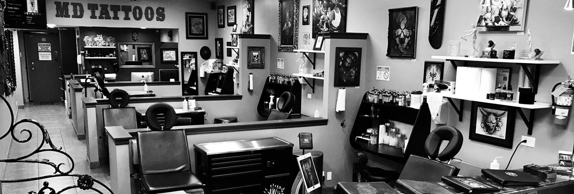 MD TATTOO STUDIO: NORTHRIDGE CA
